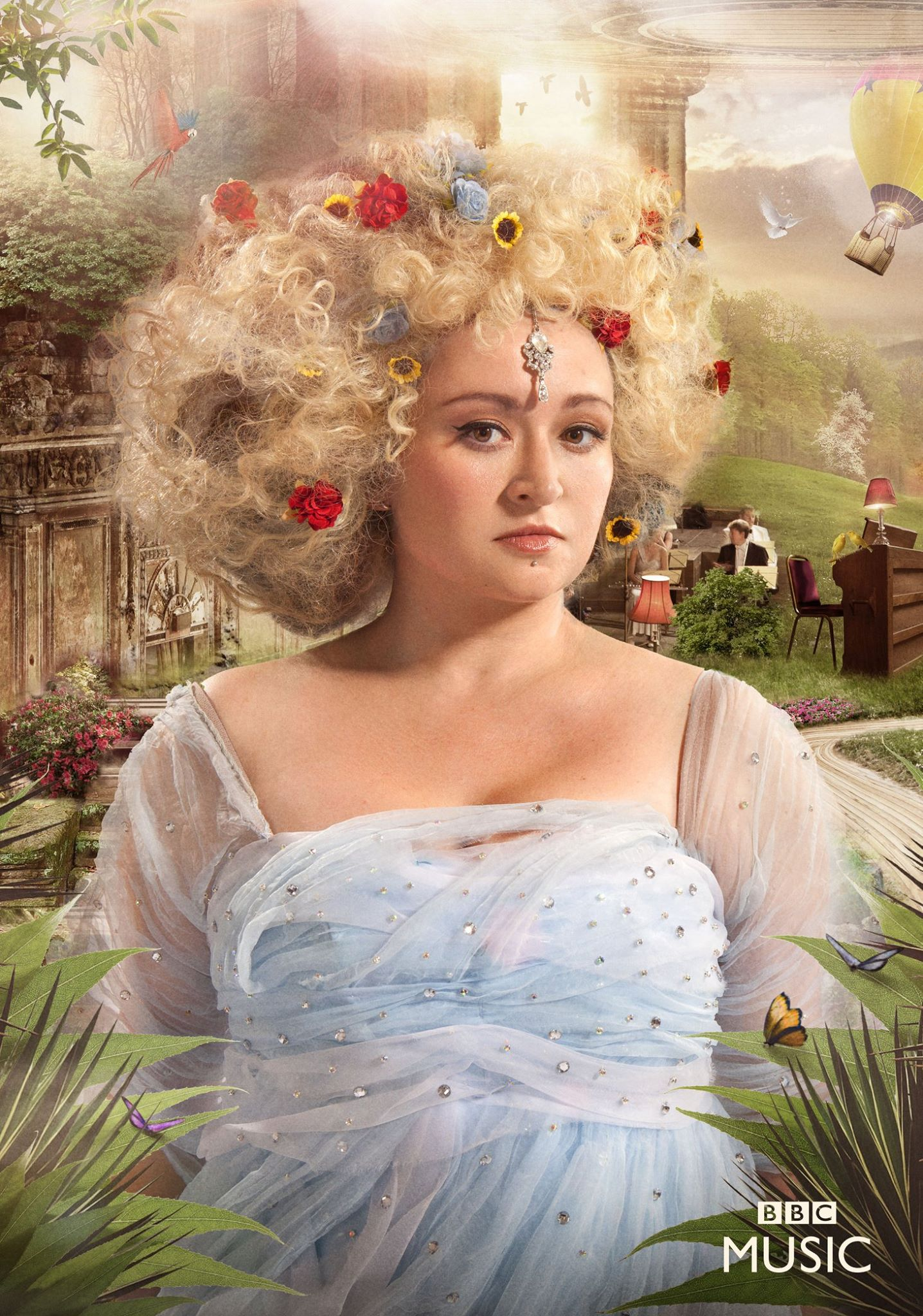 Topic Records 187 Eliza Carthy In Bbc Music God Only Knows