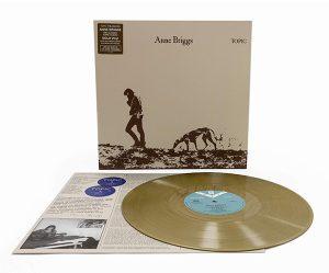 Anne Briggs - Gold Vinyl