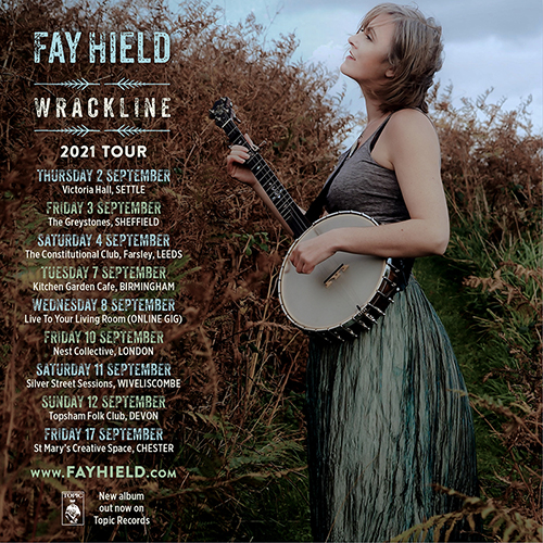 Fay Hield - Wrackline tour 2021