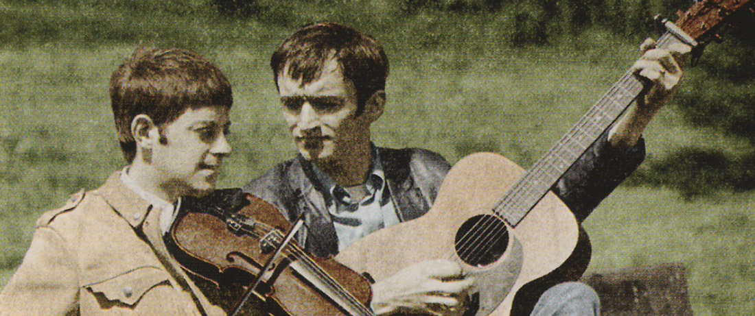 Martin Carthy and Dave Swarbrick - Both Ears and the Tail