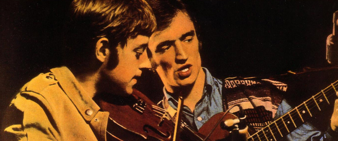 Martin Carthy with Dave Swarbrick - But Two Came By